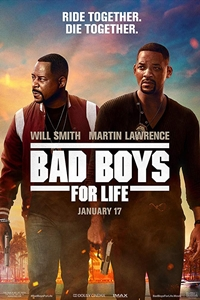 Bad Boys for Life movie playing in High River