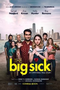 The Big Sick movie playing in High River