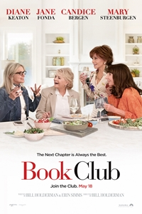 Book Club movie playing in High River