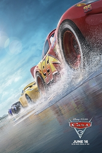 Cars 3 movie playing in High River