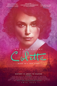 Colette movie playing in High River