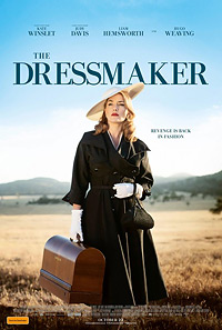 THe Dressmaker movie playing in High River