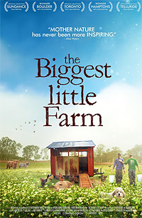 Biggest Little Farm movie playing in High River