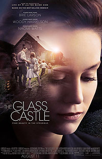 The Glass Castle movie playing in High River