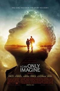 Ican only imagine movie playing in High River