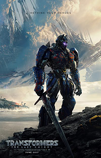 transformers the last knight movie playing in High River
