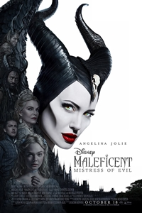 Maleficent movie playing at the Wales Cinema in High River