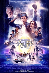 Ready Player One movie playing in High River