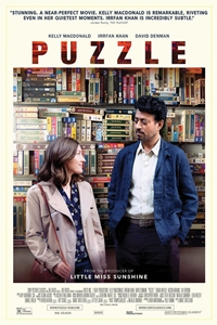 Puzzle movie playing in High River