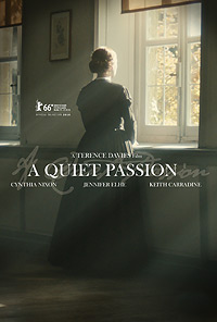 Foothils Films movie playing in High River A Quiet Passion