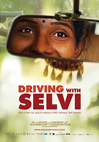 Driving with Selvi movie playing in High River